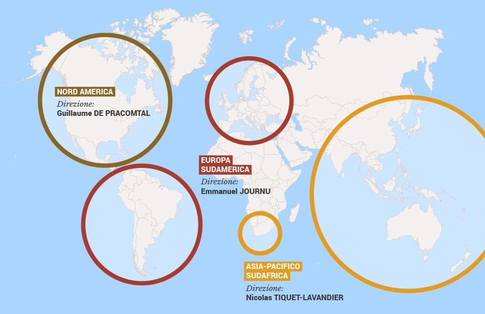 Chene Bois Cerilly : Presenza mondiale – Ch?ne & Cie